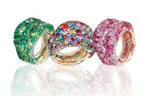 Coloured Jewellery